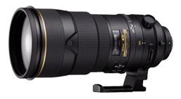 AF-S  <strong>NIKKOR</strong>  300mm f/2.8G ED VR II