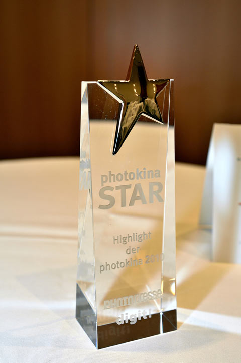 photokina STAR 2010 Prize